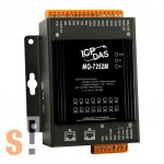 MQ-7252M # Ethernet I/O Modul/MQTT/2 portos Ethernet Switch/8x DI és 8x DO, ICP DAS