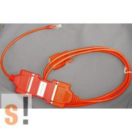 NN-CNV3+ # Optikailag szigetelt Fuji N PLC programozó kábel