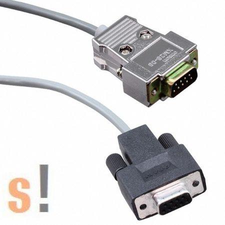 NT631C-CN321-EU # NT631 operátor panel kábel/D-SUB csatlakozó/3 méter, OMRON