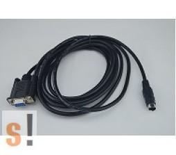 PC-FC4A # RS232 interfész programozó kábel IDEC FC4A