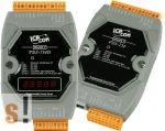 PDS-734D # Soros/Ethernet/Konverter/Programozható/1x RS-232/1x RS-485/1x RS-422/485 port/Ethernet 10/100/4x DI/4x DO/LED, ICPDAS