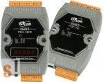 PDS-742 # Soros/Ethernet/Konverter/Programozható/1x RS-485/3x RS-232 port/Ethernet 10/100, ICPDAS