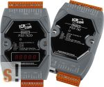 PDS-762D # Soros/Ethernet/Konverter/Programozható/1x RS-485/5x RS-232 port/Ethernet 10/100/1x DI/2x DO/LED, ICPDAS