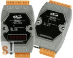 PDS-782 # Soros/Ethernet/Konverter/Programozható/1x RS-485/7x RS-232 port/Ethernet 10/100, ICPDAS