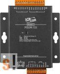 PDSM-721 # Soros/Ethernet/Konverter/Programozható/1x RS-232/1x RS-485/Ethernet/10/100/6x DI/7x DO/fém ház, ICP DAS
