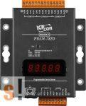 PDSM-782D # Soros/Ethernet/Konverter/Programozható/1x RS-485/7x RS-232 port/Ethernet 10/100/fém ház/LED, ICPDAS