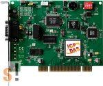 PISO-CM100U-D # Intelligens PCI kártya/Universal/CAN/1 port/D-sub/szigetelt, ICP DAS