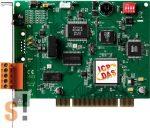 PISO-CM100U-T # Intelligens PCI kártya/Universal/CAN/1 port/sorkapocs/szigetelt, ICP DAS