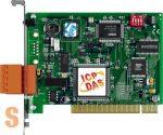 PISO-DNM100U-T # PCI kártya/Universal/CAN/Master/DeviceNet/sorkapocs/szigetelt, ICP DAS