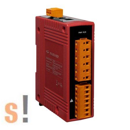 PM-3033-MTCP # Fogyasztásmérő/Power Meter/Modbus TCP/3 fázis/PoE/1A/5A áramváltó bemenet, ICP DAS
