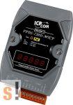 PPDS-720D-MTCP # Soros/Ethernet/Konverter/ModbusTCP/RTU/Programozható/1x RS-232/1x RS-485/Ethernet/10/100/LED, ICP DAS