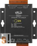 PPDSM-734-MTCP # Soros/PoE-Ethernet/Konverter/Modbus/Átjáró/Programozható/1x RS-232/1x RS-485/1x RS-422/485 port/Ethernet 10/100/4x DI/4x DO/fém ház, ICPDAS