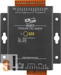 PPDSM-742-MTCP # Soros/PoE Ethernet/Konverter/Modbus/Átjáró/Programozható/1x RS-485/3x RS-232 port/Ethernet 10/100/fém ház, ICPDAS