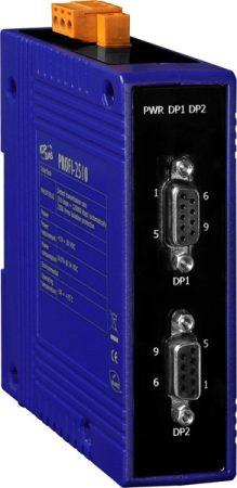 PROFI-2510 # Szigetelt Profibus vonalerősítő, repeater, ICP DAS