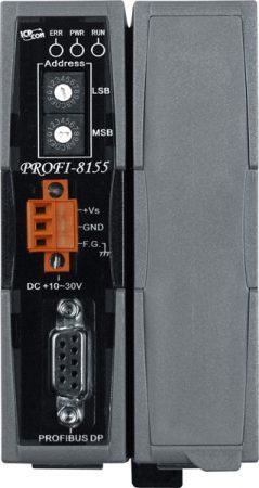 PROFI-8155 # PROFIBUS I/O Unit/DP-V0-V1/Slave/1slot, ICP DAS