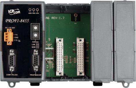 PROFI-8455 # PROFIBUS I/O Unit/DP-V0/Slave/4slot, ICP DAS