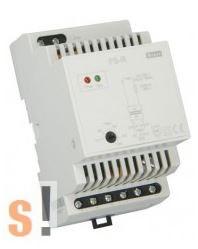 PS-30-R # Stabilizált tápegység/Szabályozható/DIN sínre/12~24VDC/1-25~2,5A/30W, ELKO EP