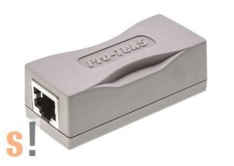 PTG-20101003 # Ethernet villámvédelem/szupresszor/ Lighting surge protector/ 10/100 Mbps, Pro-Tek5 Systems