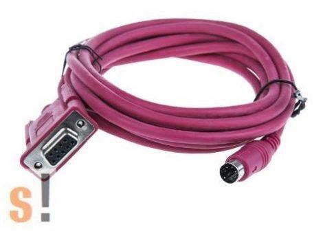 QC30R2 # Mitsubishi RS-232 kábel/ QC sorozathoz/eredeti Mitsubishi