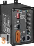 RSM-405FT # Switch/Ethernet/Redundáns/5 port/2 Fiber/Multi/ST, fémház ICP DAS