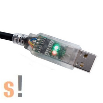 SEIK109PPSMPTE-USB # USB - RS-422 SMPTE konverter/DB9 mama/SMPTE port/