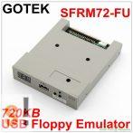 SFRM72-FU # USB Floppy Emulátor/720 kB - GOTEK