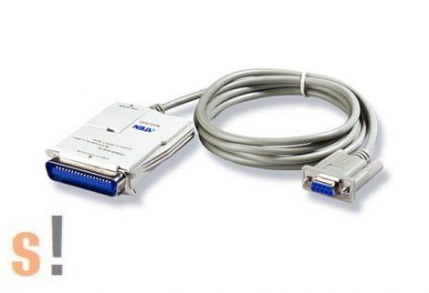 SXP500 # Soros/RS-232 - Párhuzamos/Paralell/Nyomtató konverter, SXP-500, ATEN