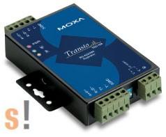 TCC-120I # Szigetelt RS-422/485 vonalerősítő/konverter/repeater/2kV/TCC120I, MOXA