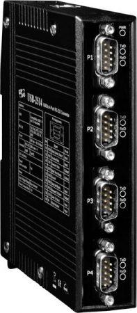 USB-2514 # USB - 4 port RS-232 konverter, ICP DAS
