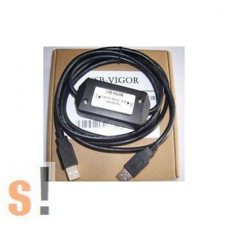 USB-VIGOR # VIGOR PLC programozó kábel, USB