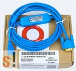USB-XW2Z-200S # USB/RS232 programozó kábel OMRON PLC-hez