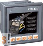 """VPD-132 # 3.5"""" TouchPAD/1x RS-232/485/1x RS-485/USB/RTC/PLC/Nyomógombok/XV-board hely, ICP DAS"""