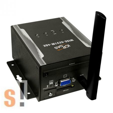 WISE-5231M-4GE # IoT Edge Controller/4G/SMS/Web-based/Intelligent, ICP DAS