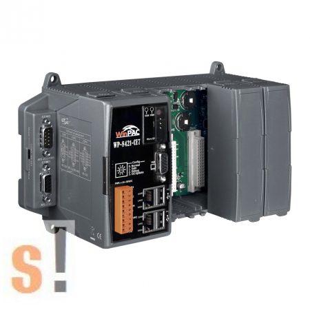 WP-8421-CE7 # WinPac Controller/Cortex-A8/CE7.0/4x I/O hely, ICP DAS