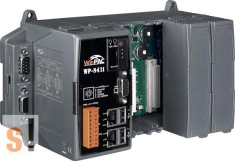 WP-8431-EN # WinPac Controller/PXA270/CE5.0/4x I/O hely, ICP DAS