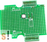 X001 # I/O bővítő kártya/prototípus/nagy/60x70mm ICP DAS