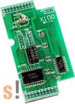 X100 #  I/O bővítő kártya/8x DI, ICP DAS