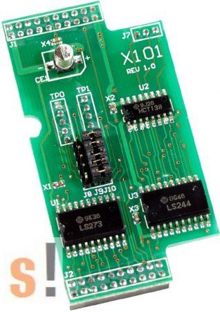 X101 #  I/O bővítő kártya/8x D0, ICP DAS