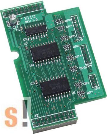 X110 # I/O bővítő kártya/14x DI, ICP DAS