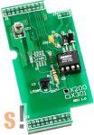 X200 # I/O bővítő kártya/1x AI/0~2,5V, ICP DAS