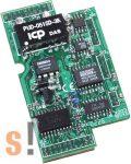 X203 # I/O bővítő kártya/2x AI/0~20mA/6x DO/2x DI, ICP DAS