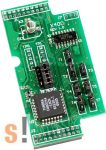 X400 # I/O bővítő kártya/3x Timer/Counter/16 bit, ICP DAS