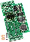 X500 # I/O bővítő kártya/1x RS-232/9 pin, ICP DAS