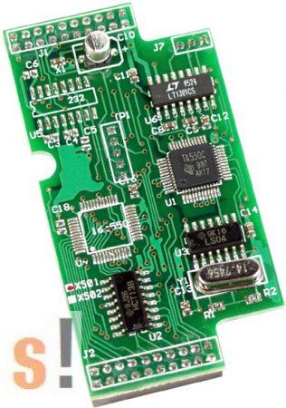 X501 # I/O bővítő kártya/1x RS-232/5 pin, ICP DAS