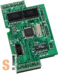 X508 CR # I/O bővítő kártya/1x RS-232 port/5 pin/4x DI/4x DO, ICP DAS
