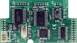 X510-128 # I/O bővítő kártya/1x RS-232 port/3 pin/5x DI/5x DO/1x 128K EEPROM, ICP DAS