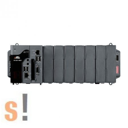 XP-8731-WES7 CR # XPAC/Controller/XP-8000-WES7/WES7 OS/x86 CPU és 7x I/O hely, ICP DAS