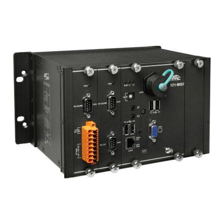 XP-9181-WES7 # XPAC Controller/XP-9000-WES7/E3845 CPU/ WES7 OS és 1x I/O hely, ICP DAS