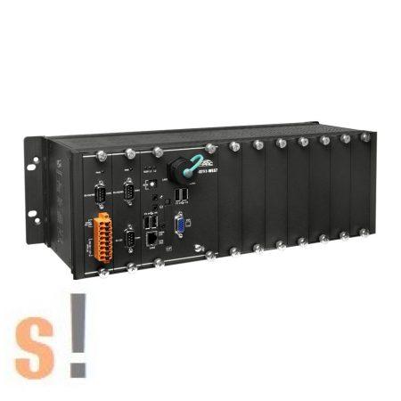 XP-9781-WES7 # XPAC Controller/XP-9000-WES7/E3845 CPU/ WES7 OS és 7x I/O hely, ICP DAS