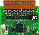 XV110 CR # I/O bővítő kártya/VPD/16x DI/szigetelt, ICP DAS